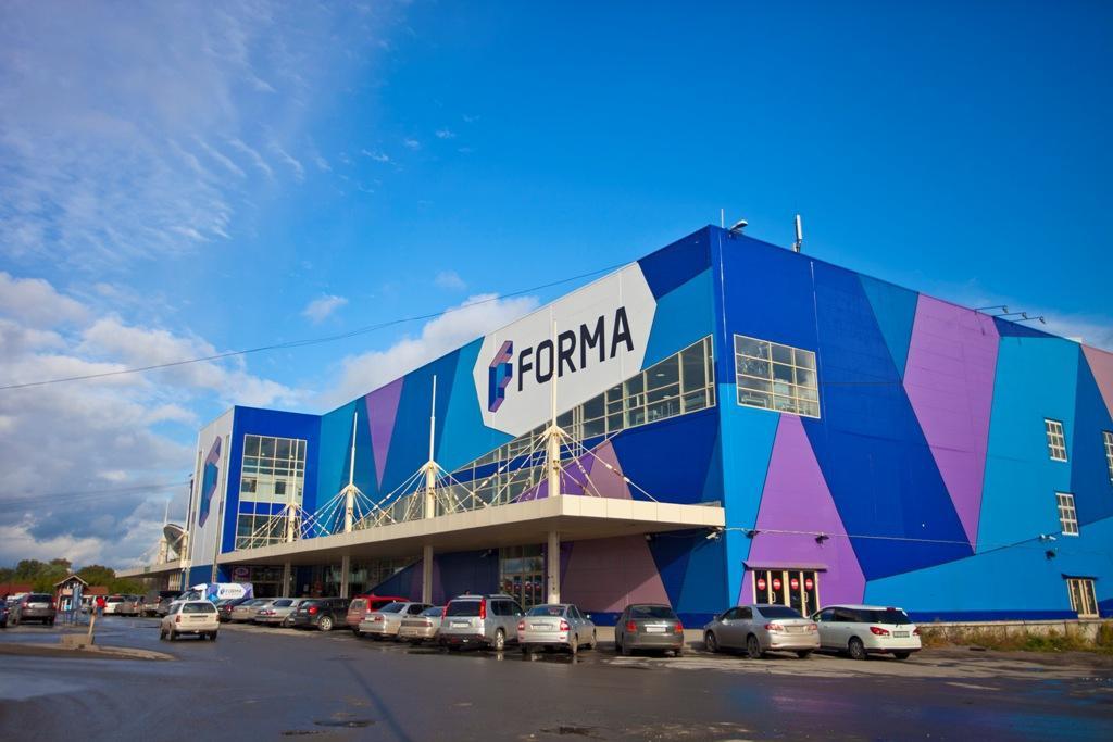 Гипермаркет Forma на проезде Энергетиков в Новосибирске