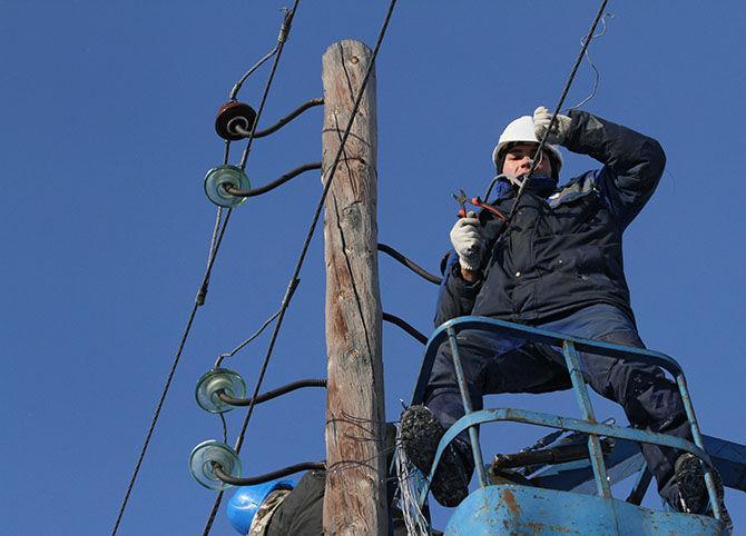 Среди нарушений закона в сфере энергоснабжения