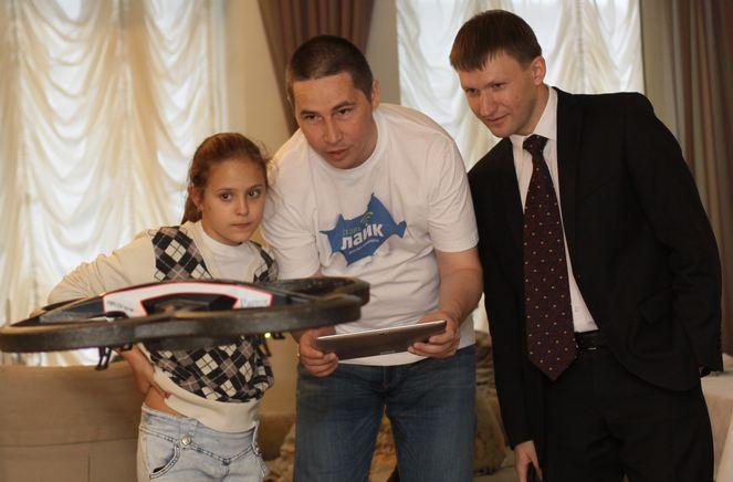 Под руководством Александра Шиляева (в центре) «Сибирские сети» продолжают региональную экспансию