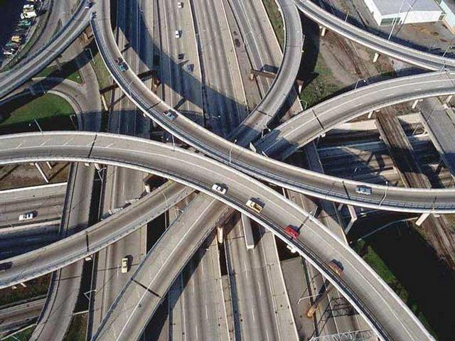 Кроме строительства дорог