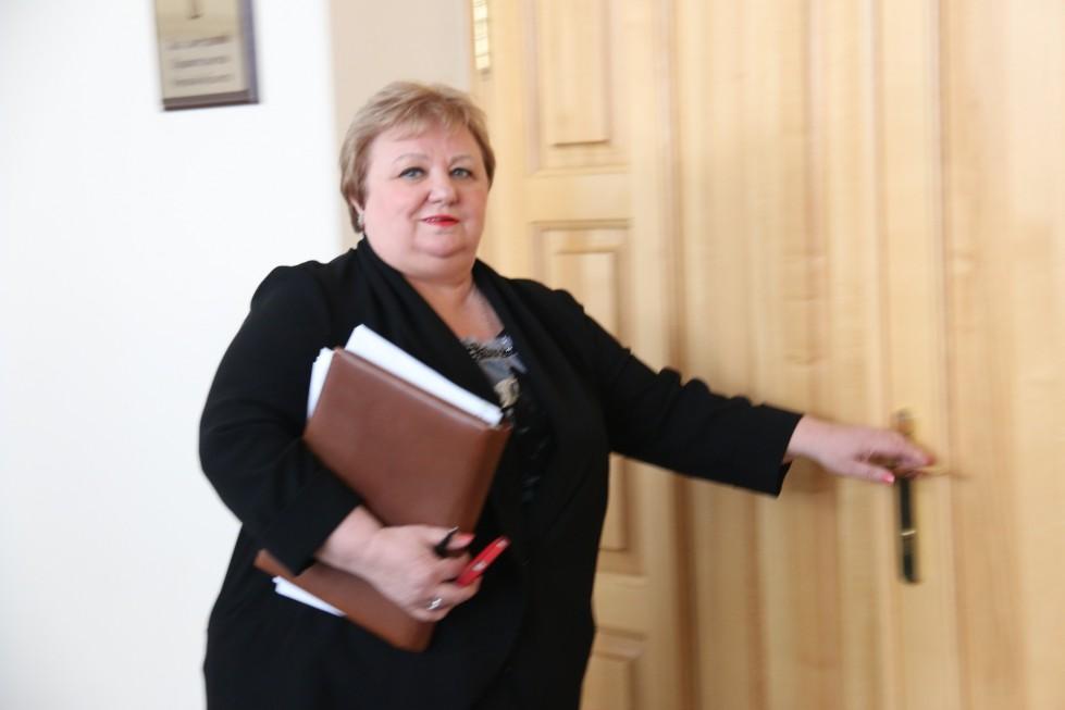 Риту Фомину отстранили от должности министра финансов Омской области решением суда в связи с тем