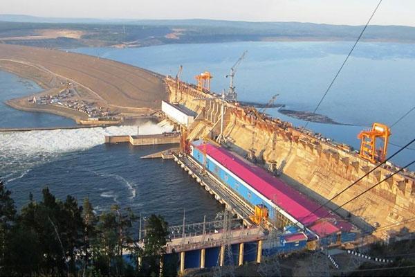 Богучанская ГЭС. Фото: novostienergetiki.ru