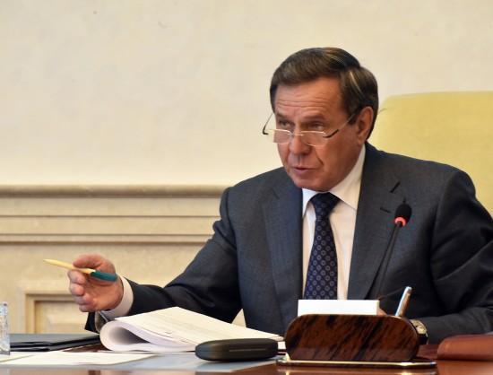 Законопроект о налоговых каникулах получил одобрение губернатора Владимира Городецкого (на фото) и правительства НСО и будет вынесен на рассмотрение регионального заксобрания. Фото: пресс-служба