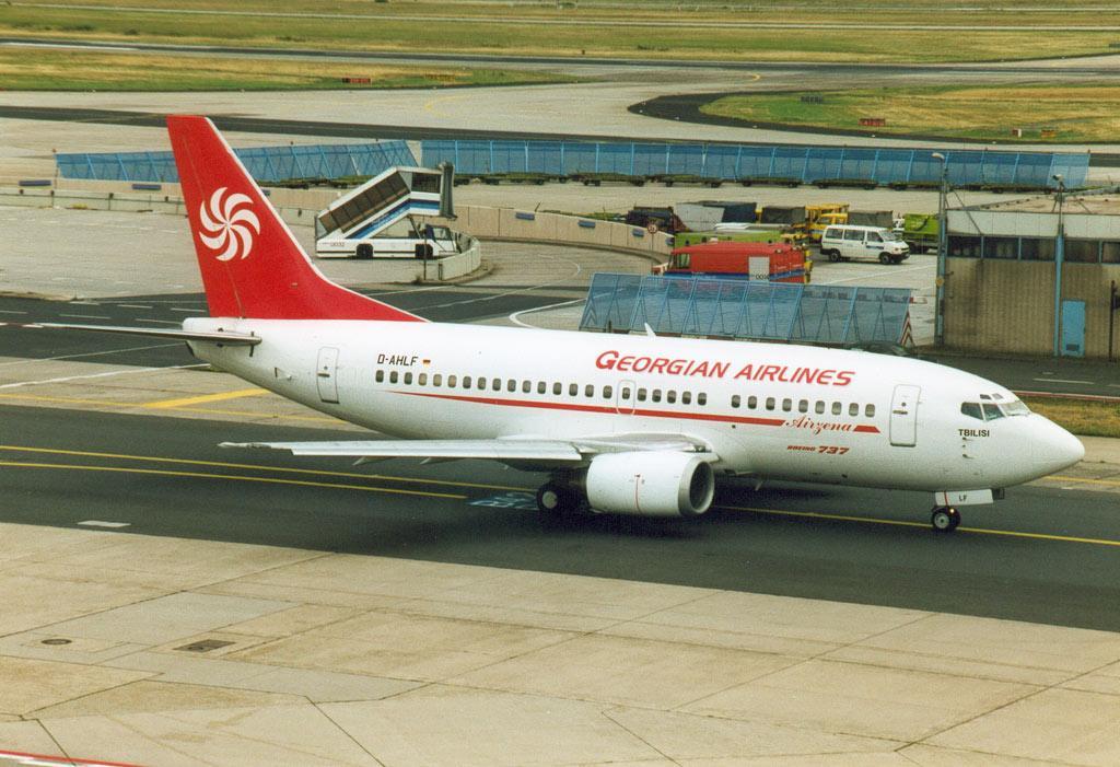 На рейсе Тбилиси - Новосибирск - Тбилиси Georgian Airways будет эксплуатировать Boeing 737. Фото: news.kuda.ua