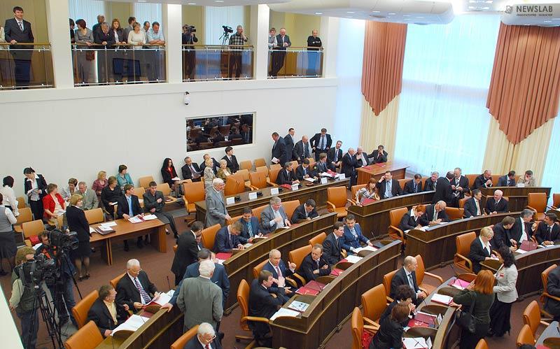 Депутаты красноярского заксобрания проголосовали за корректировку краевого бюджета с учётом новых