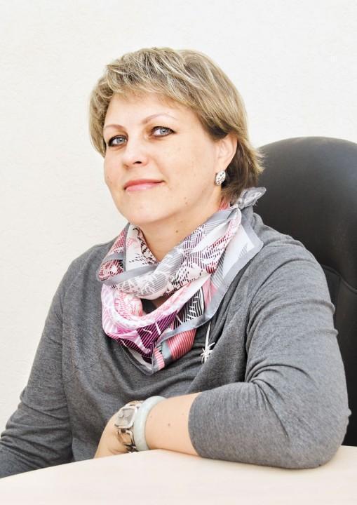 Нина Почеснева, заместитель генерального директора банка «Левобережный», член Правления банка