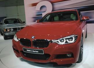 Обновленная BMW 3-Series