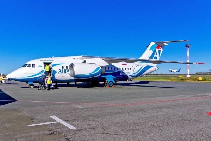 Миниатюра для: Авиакомпания «Ангара» увеличит частоту полётов из Новосибирска в Братск