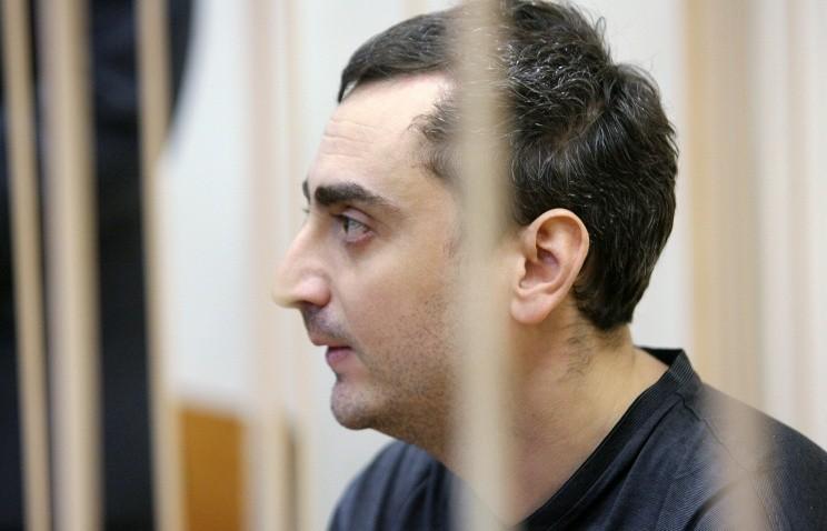 Александр Солодкин-младший, чьё последнее слово 8 июня было прервано из-за недомогания его отца, завершил выступление.