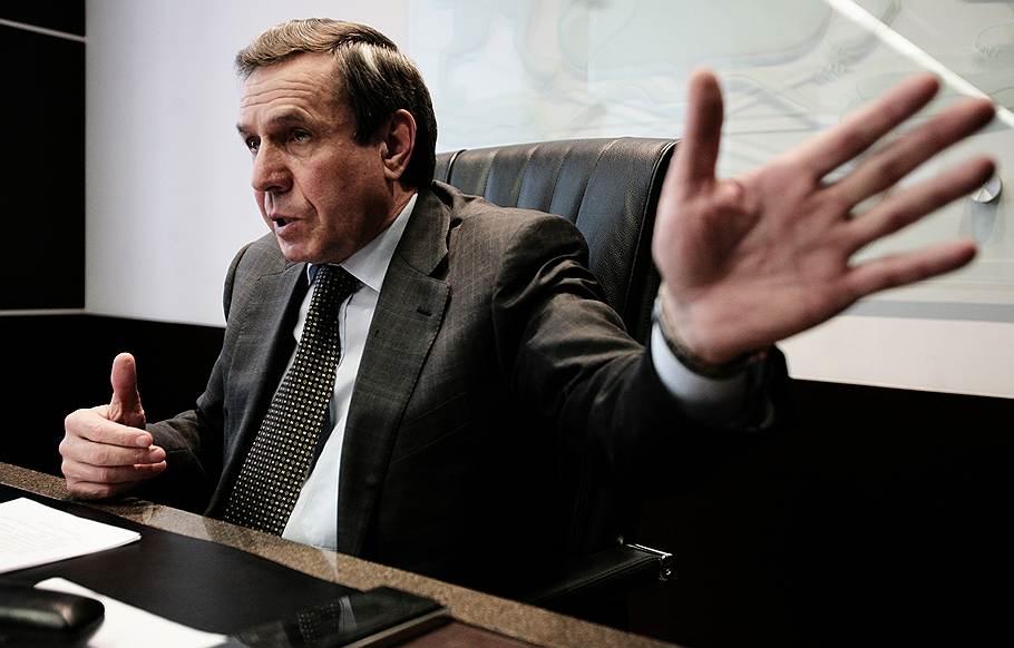 Владимир Городецкий пытается посодействовать погашению долгов, оставшихся у других регионов перед «Сибтрубопроводстроем».
