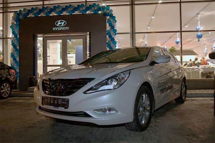 Миниатюра для: «СЛК-Моторс» продаст бизнес по бренду Hyundai самарцам