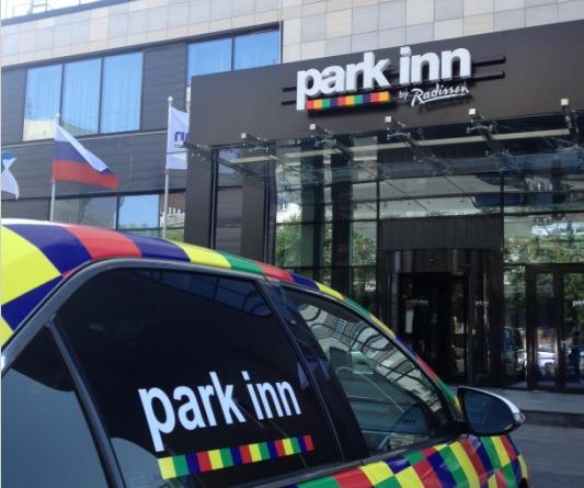 Девятый в России отель Park Inn стал первым объектом Radisson на территории Сибири.
