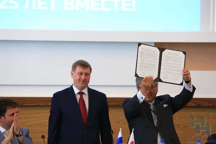 Фото: пресс-центр мэрии Новосибирска