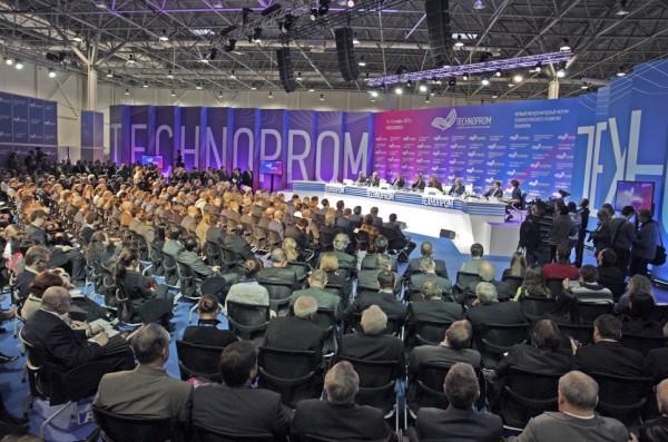 Количество участников «Технопрома» увеличивается от года к году.