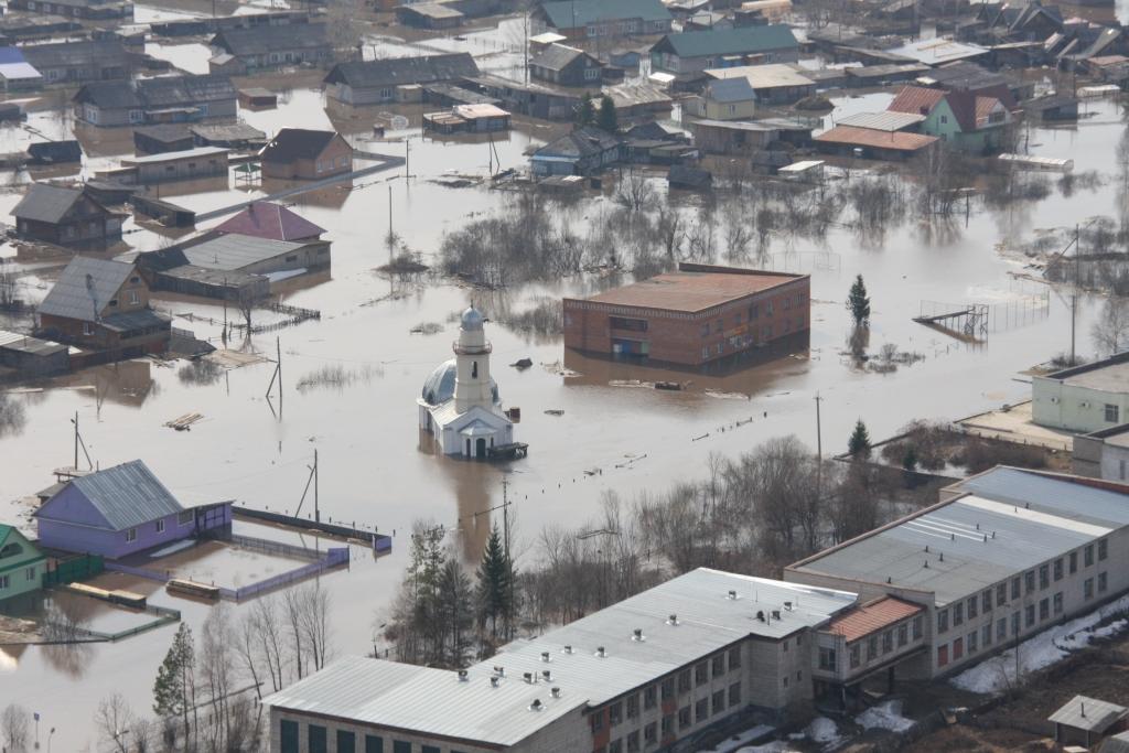 Рекордный паводок-2015, по мнению жителей Томской области, вошёл в историю.