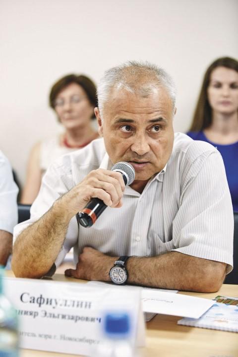 Данияр Сафиуллин