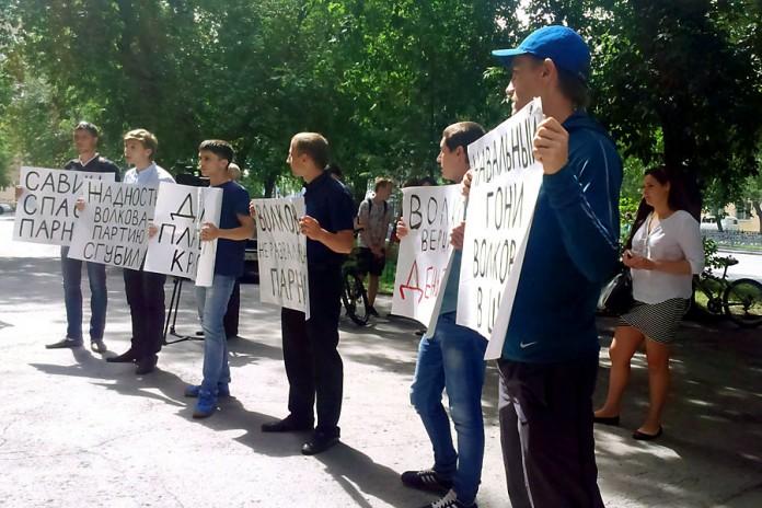 Сборщики подписей, работавшие на «РПР-Парнас», потребовали заплатить им за работу