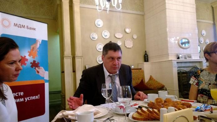 Миниатюра для: Совладелец БИНБАНКа Микаил Шишханов вступил в должность председателя правления МДМ Банка