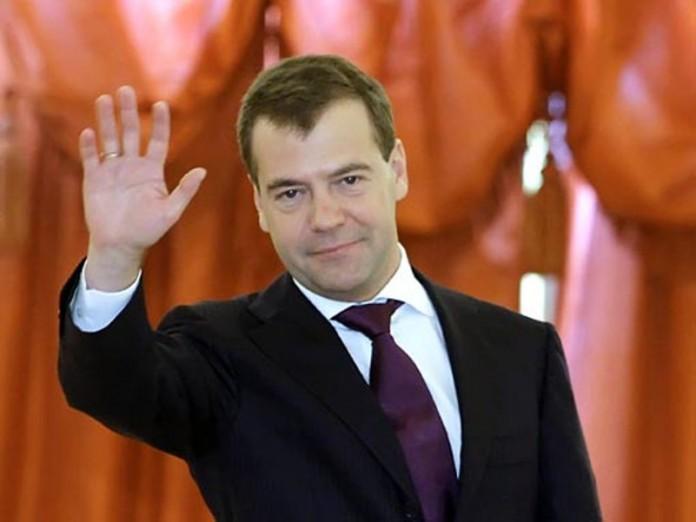 Миниатюра для: Новосибирск встретил Медведева Медтехнопарком