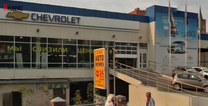 Миниатюра для: Бывший автосалон Citroen в Новосибирске занял экс-дилер Marussia и Luxgen