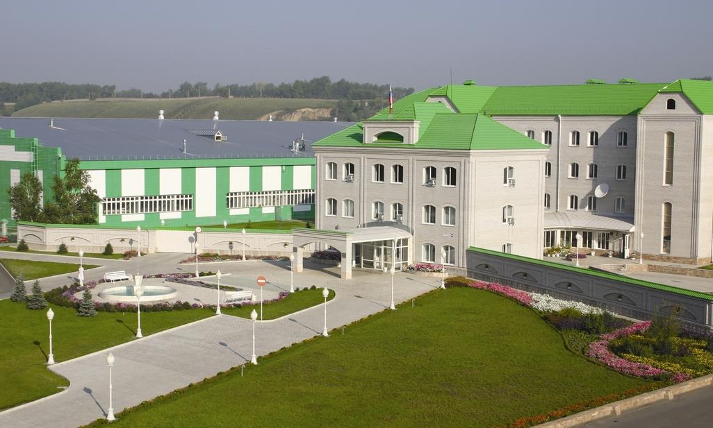 Подконтрольная «Эвалару» «Сибирская медиа группа» избавится от горноалтайских медийных активов. На фото - штаб-квартира «Эвалар».