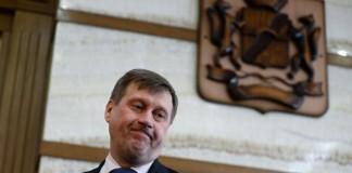 Анатолий Локоть не стал отрекаться от слов, на которые досадует оппозиция и заявил, что не намерен отрекаться от фундаментальных убеждений.