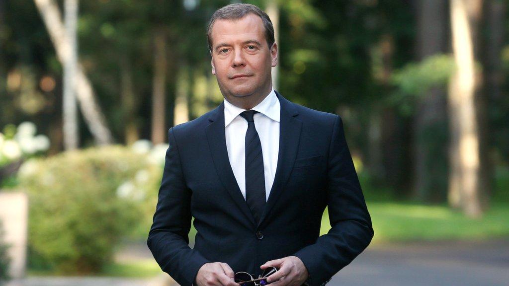 Во время своих визитов в Новосибирск Дмитрий Медведев, как правило, посещает самые эффективные инновационные предприятия. Так, во время прошлого посещения столицы СФО премьер-министр посетил технопарк Академгородка и ИЯФ СО РАН.