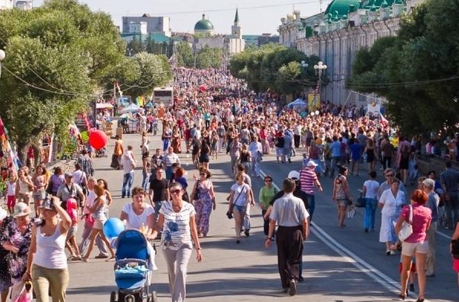 На День города-2015 в Омске будет работать более 650 торговых точек.