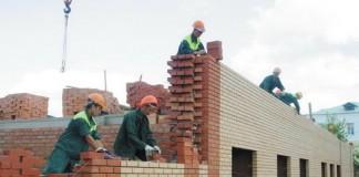 Хотя объём строительных работ в НСО упал, объём введённых жилых площадей, наборот - вырос. Несмотря на это общее направление развития областной экономики выглядит пессимистично.