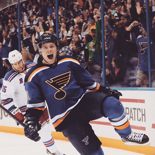 Владимир Тарасенко заявил, что счастлив остаться в американском Сент-Луисе на ближайшие 8 лет.