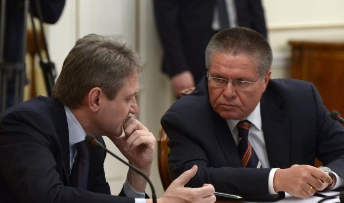 Александр Ткачёв (слева) и Алексей Улюкаев посетят Алтайский край в ближайшее время.
