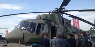 Новая арктическая разновидность «Терминатора» в будущем даст старт гражданской разновидности Ми-8АМТШ.