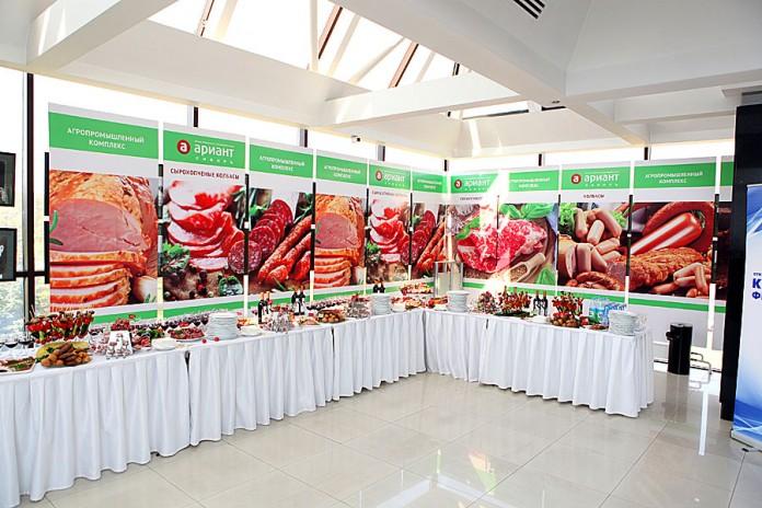 Мясоперерабатывающий холдинг в Сибири