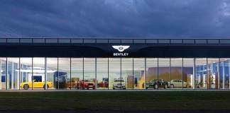 В Новосибирске и Красноярске появятся официальные дилеры люксовой марки Bentley