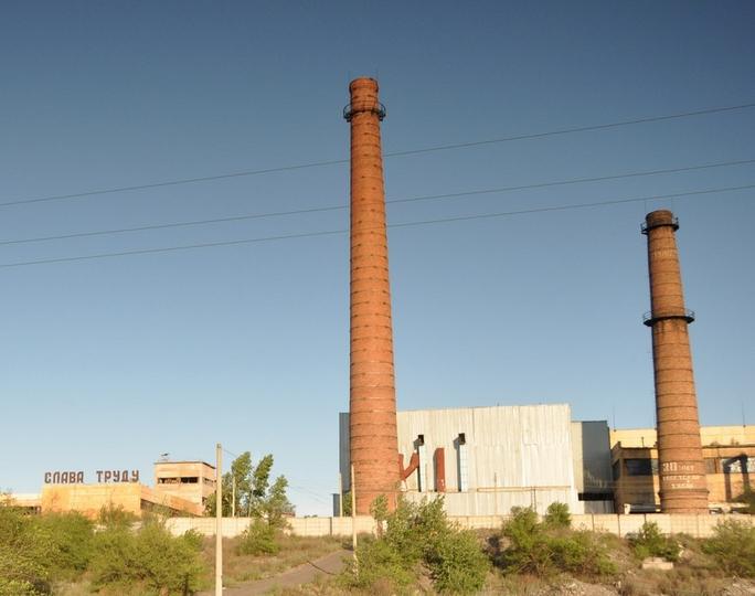 По предварительному решению властей, новый индустриальный парк разместится на площадке бывшего домостроительного комбината.