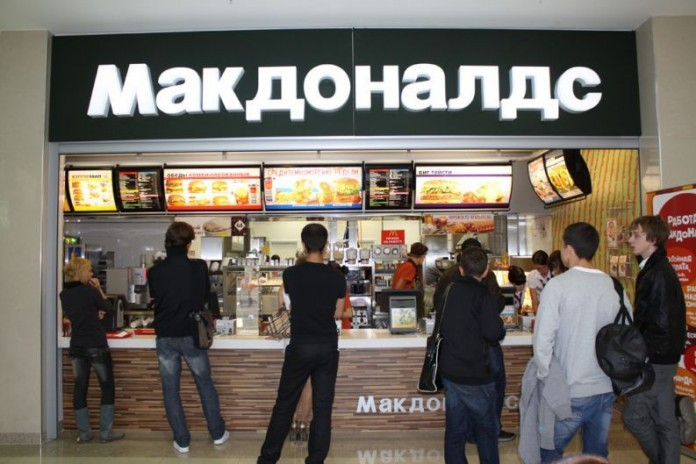 Количество сибирских ресторанов «Макдоналдс» может существенно увеличиться в ближайшие годы.