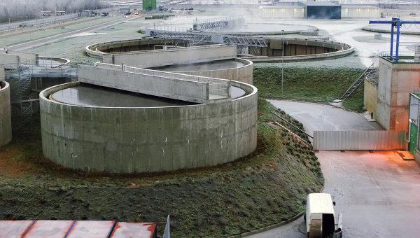 Первая линия утилизации сточных осадков сможет перерабатывать 1,5 тонны отходов в час - около 10% от необходимого уровня.