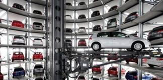В составе механической парковки автомобилистов будут обслуживать два подъёмника.