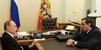 Сегодня президент России и губернатор НСО проведут встречу. Темы, которые будут на ней обсуждать, не обнародованы.