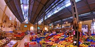 Центральный рынок Красноярска