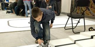 На алтайском фестивале науки будет действовать несколько интереснейших тематических площадок, например, робототехническая.