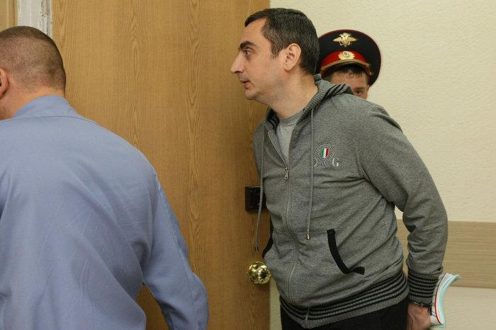 Александру Солодкину-младшему (на фото) и Андрею Андрееву предстоит провести в СИЗО ещё 4 месяца.