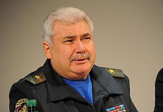Владимир Светельский возглавлял Сибирский региональный центр МЧС РФ с 2011 года.