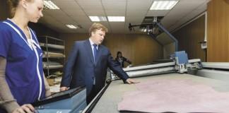 Директор ГК «Обувь России» Антон Титов выразил уверенность, что поддержка Райффайзенбанка сыграет значительную роль в развитии бизнеса обувной компании.