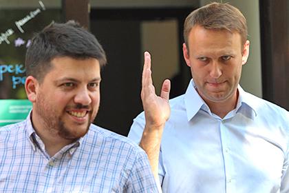 Главе новосибирского штаба РПР - Парнас Леониду Волкову (слева) и всему новосибирскому отделению политического движения предстоит столкнуться с уголовным преследованием.