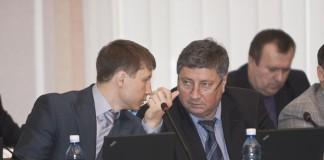Александр Бестужев (слева) и Андрей Андрейченко (справа)