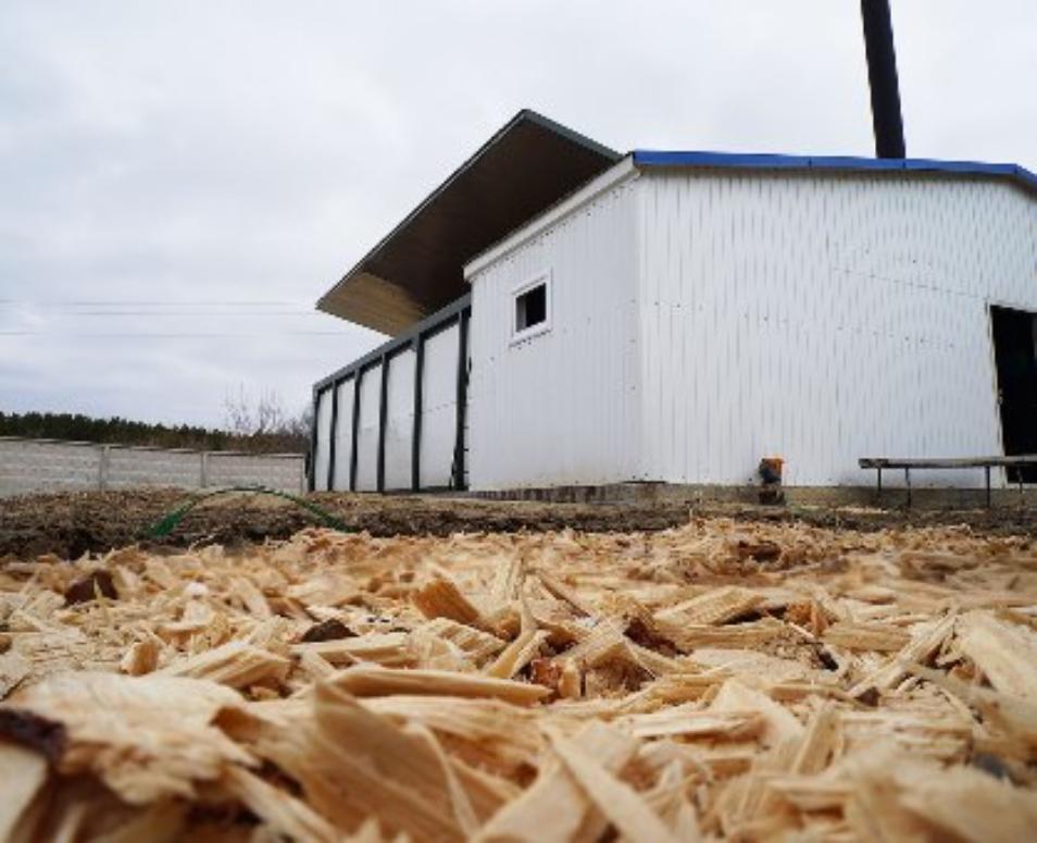 Администрация Томской области надеется привлечь АО «Интер РАО» к участию в качестве инвестора в проекте перевода котельных посёлка Белый Яр на щепу.