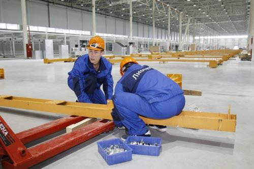 Миниатюра для: РОСНАНО предоставит «Лиотеху» 27 млн рублей на погашение задолженности по зарплате