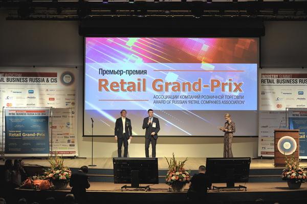 ГК «Обувь России» была удостоена звания победителя в номинации «Ответственный бизнес» за реализацию программы импортозамещения и развитие производства.