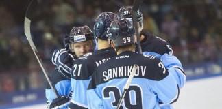 Хоккеисты «Сибири» второй раз за несколько дней разгромили соперника по чемпионату КХЛ со счётом 5:4.